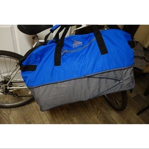 KELTY XL Expandable Gear Duffel Bag Camping Hiking